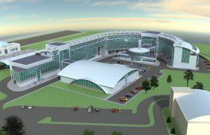 Строительство стадионов, спортивных учреждений, торговых центров, автосалонов